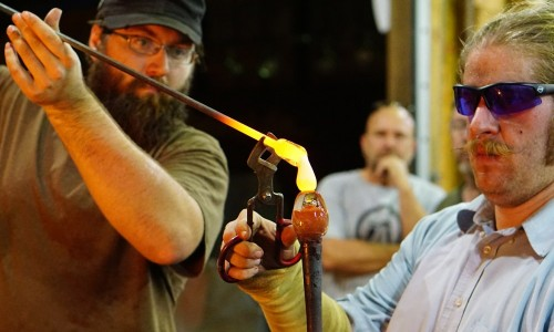 Staff - Glass Blowing Staff Georgia, Glass Blowers Georgia 1