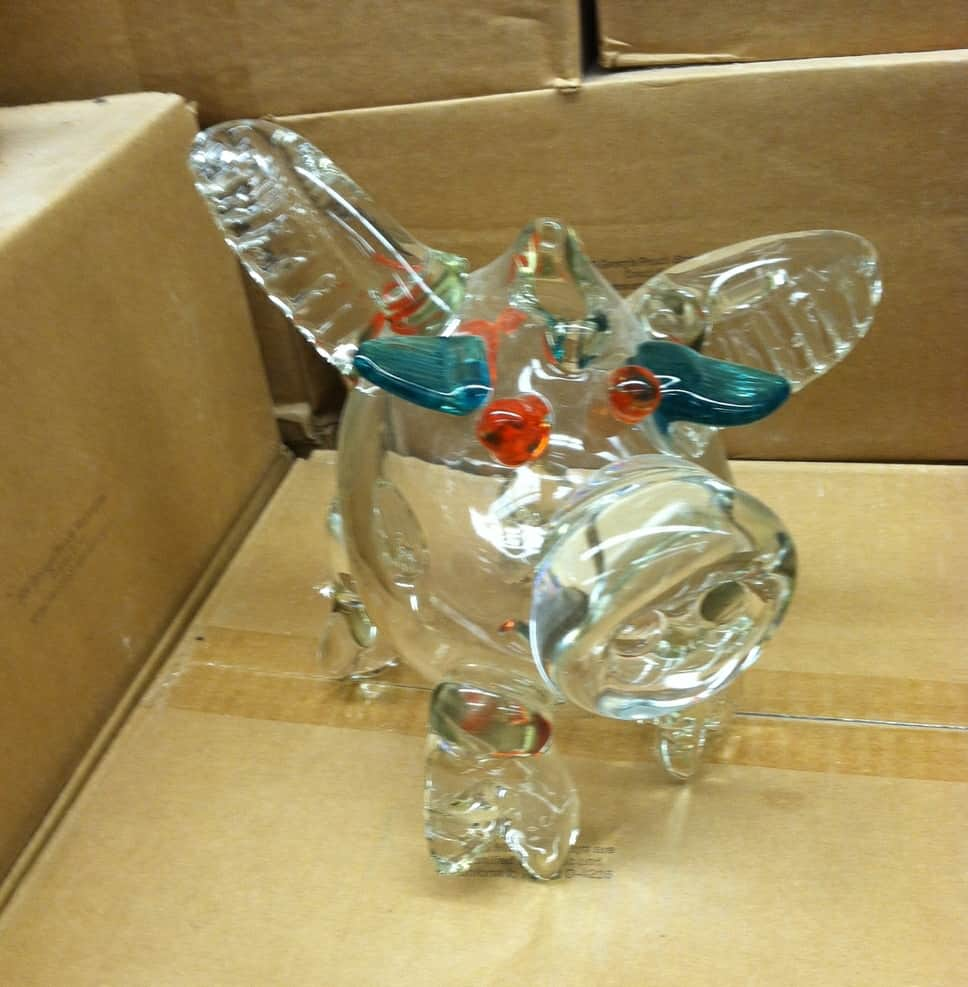 Custom Glass Products - Hot Glass Academy - Glass Blowers
